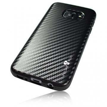 Pulsarplus Case für Samsung Galaxy S7 in Carbon-Optik