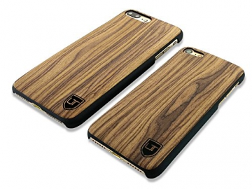 Utection iPhone 7 Case aus Holz Vergleich 2